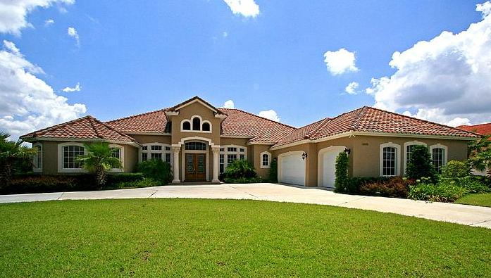 Mikael Pietrus' home in  Orlando.
