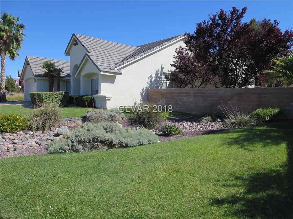 Nick Carter's house Henderson, Nevada