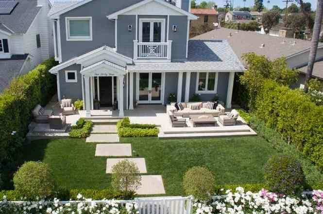Nick Foles home Newport Beach, California