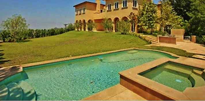 Celebrity Swimming Pools Celebritydetective Com