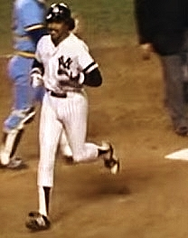 Oscar Gamble New York Yankees