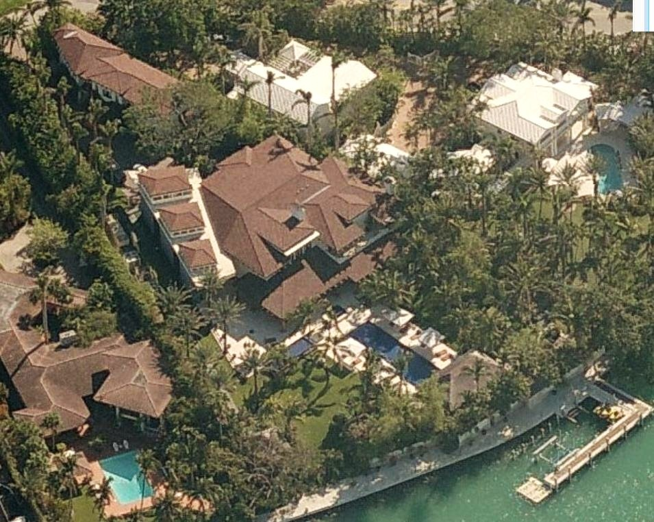p diddy house
