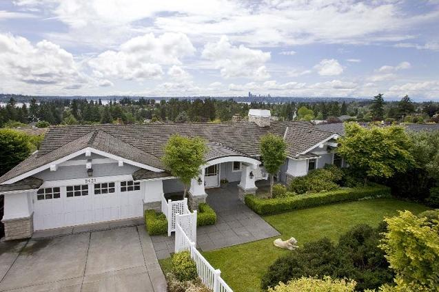 Patrick Kerney's house for sale - Bellevue, Washington