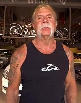 Paul Teutul Sr Orange County Choppers