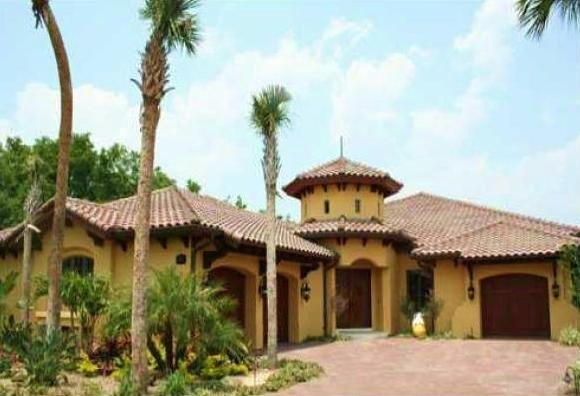 Paula Creamer's house profile Windermere, Florida near Orlando - picture