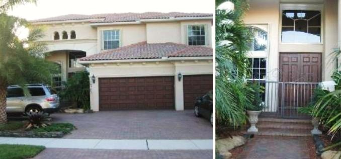 Peter DeBoer's house profile parkland, Florida