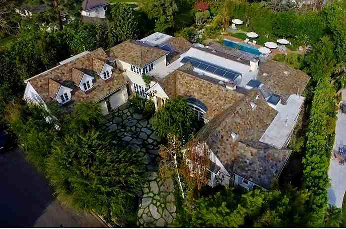 Picture of John McVie's House