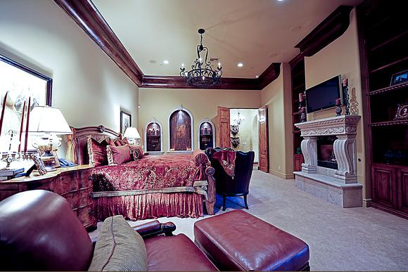 Randy Wolf's house Paradise Valley, AZ - pictures Arizona home