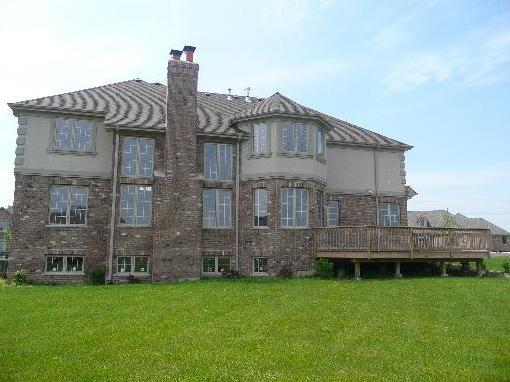 Rashad Evans house Frankfort Illinois - pictures