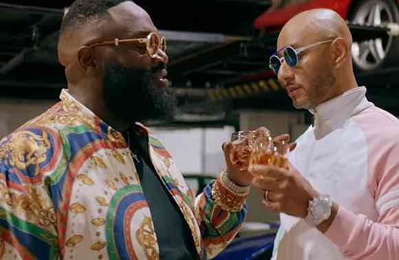 Rick Ross BIG TYME featuring Swizz Beatz