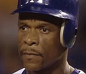 Rickey Henderson New York Yankees