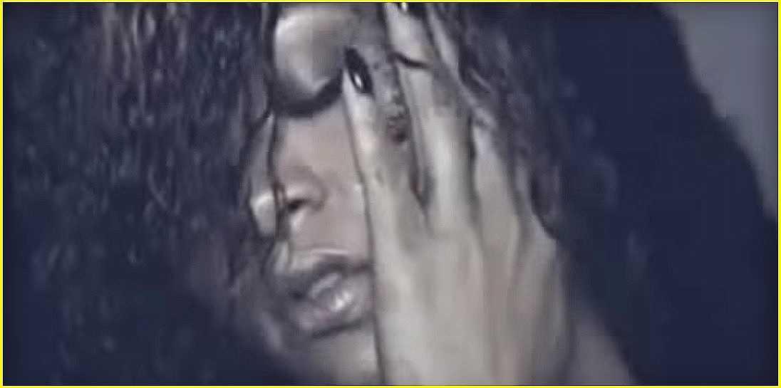 Rihanna from the video Impress