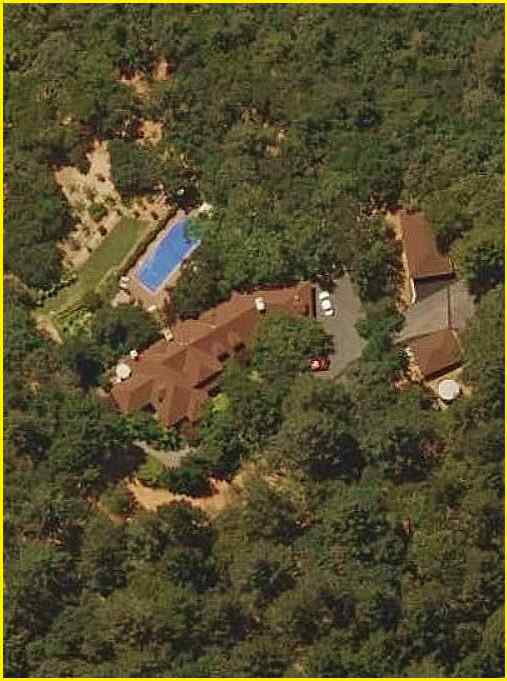 Robert Redford's home