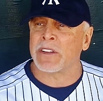 Ron Blomberg New York Yankees