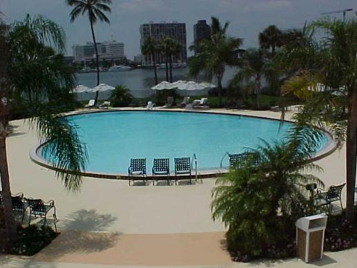 photo of Rudy Giuliani's condo in Palm Beach, Florida