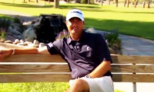 Ryan Palmer PGA Golfer