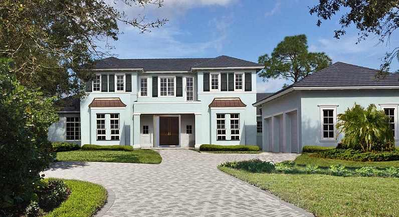Serena Williams' house Palm Beach Gardens pictures, areial photo