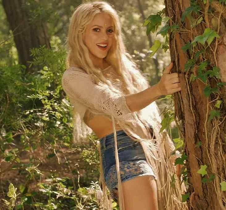 Shakira - Me Enamor