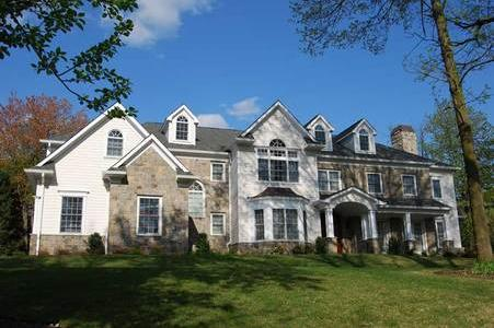 Shaun O'Hara house in Franklin Lakes New Jersey