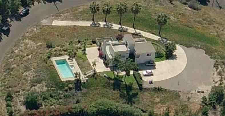 Shawne Merriman house Poway, California