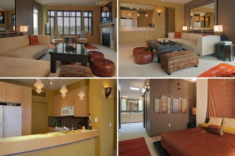 Stacie Orrico's house in Kirkland, Washington - Stacy Orrico condo photos