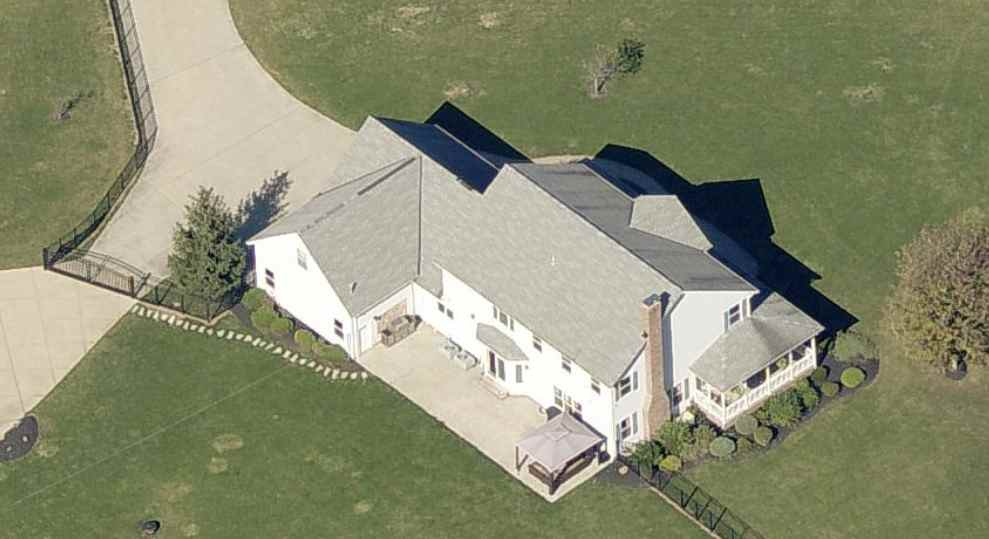 Stipe Miocic's Home
