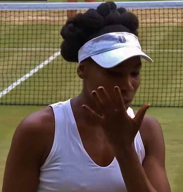 Venus Williams Wimbledon 2017