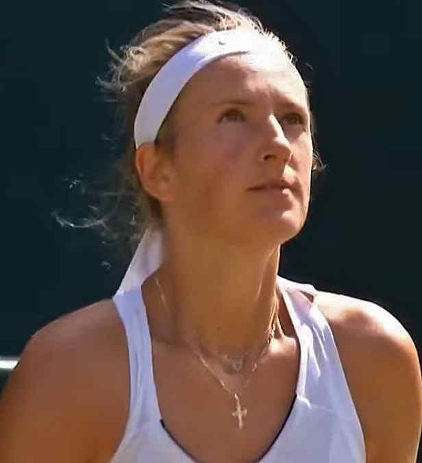 Victoria Azarenka Wimbledon 2017 third round