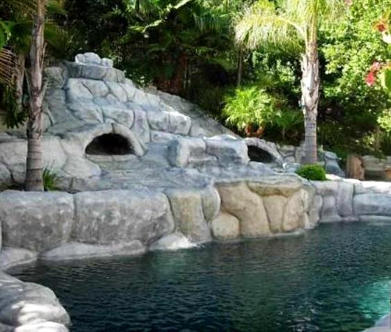 Viola Davis house in Granada Hills California - house pictures