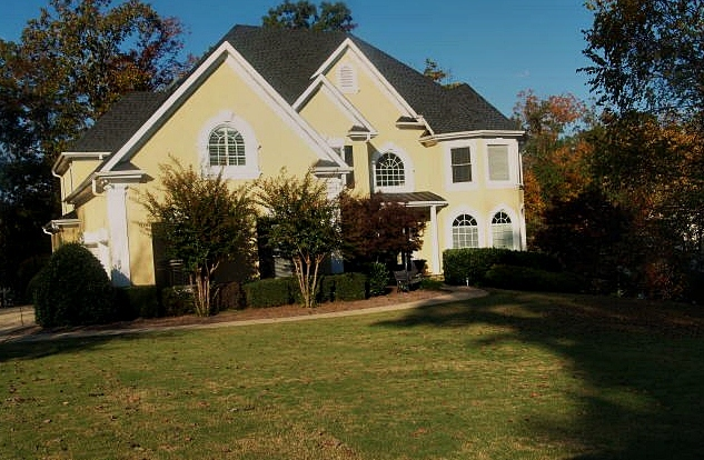 photo: house/residence of friendly fun talented  7 million earning Atlanta, Georgia, United States-resident