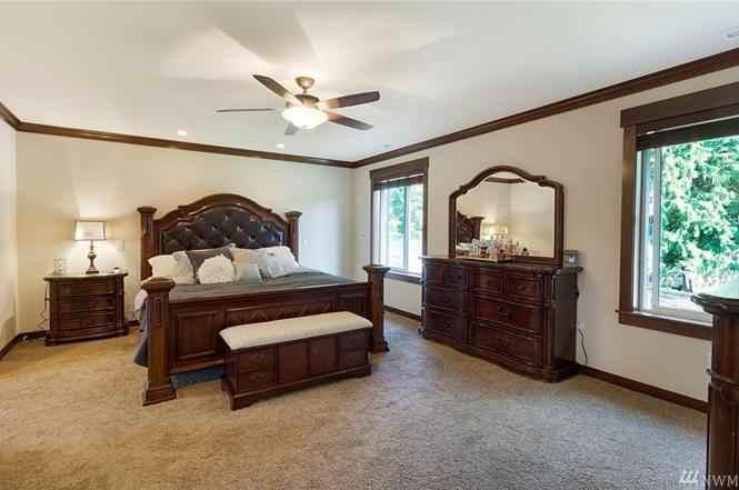 Zach LaVine's Home Snohomish, WA